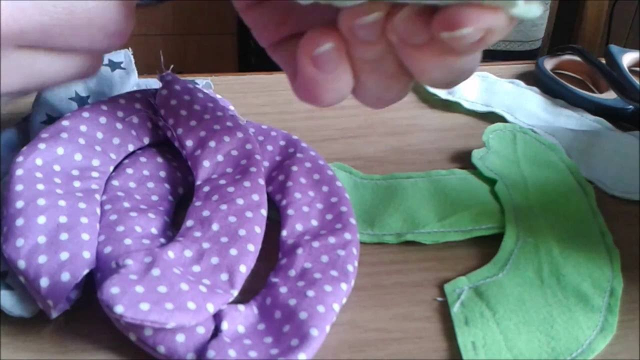 Sewing. How to turn it inside out - small objects :)