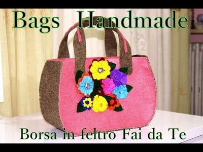 TUTORIAL 2: Borsa Fai da Te.Bag DIY Handmade