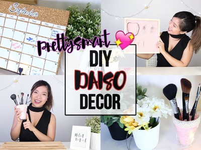 Daiso DIY Room Decor - PrettySmart EP: 74