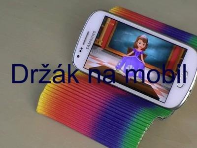 DIY - Držák na mobil. mobile phone holder