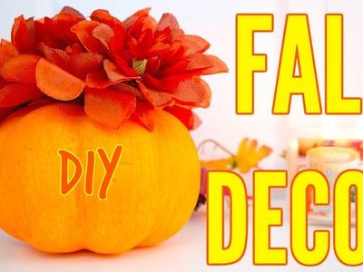DIY Fall Room Decor 2016 Tumblr Inspired + Giveaway