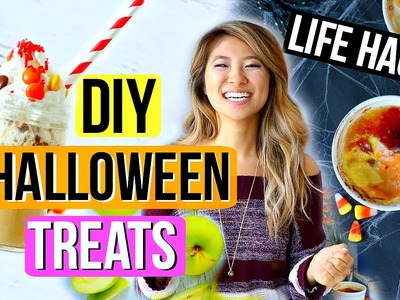 DIY Halloween Party Treats + Life Hacks 2016!