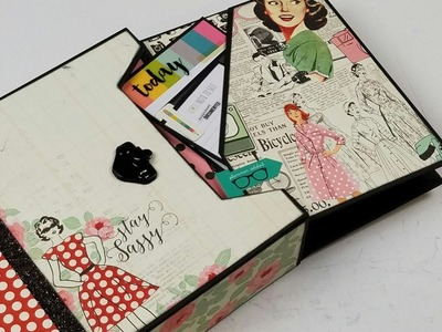 DIY Scrapbook: Everyday Life Medium Photo Album (8x8)