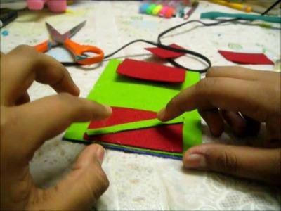 DIY Sling Bag   No Sew   Easy to Make 