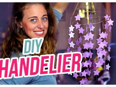 Do It, Gurl – DIY Chandelier Tutorial