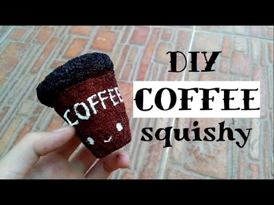 Homemade Squishy Tutorial | DIY Coffee Squishy