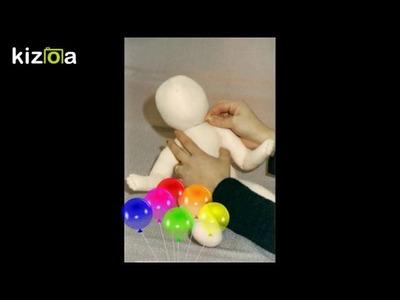Kizoa Movie e Video Maker: Cloth Doll Sewing Pattern & Tutorial PDF: Margarita. Easy to do!