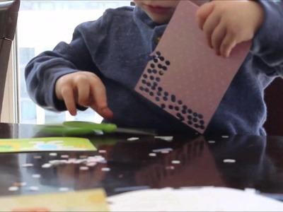 An Extra Special DIY Confetti Birthday Card