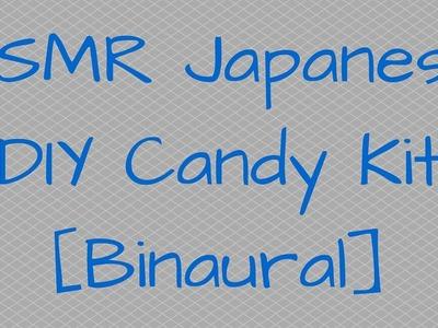ASMR Japanese DIY Candy Kit [Binaural]