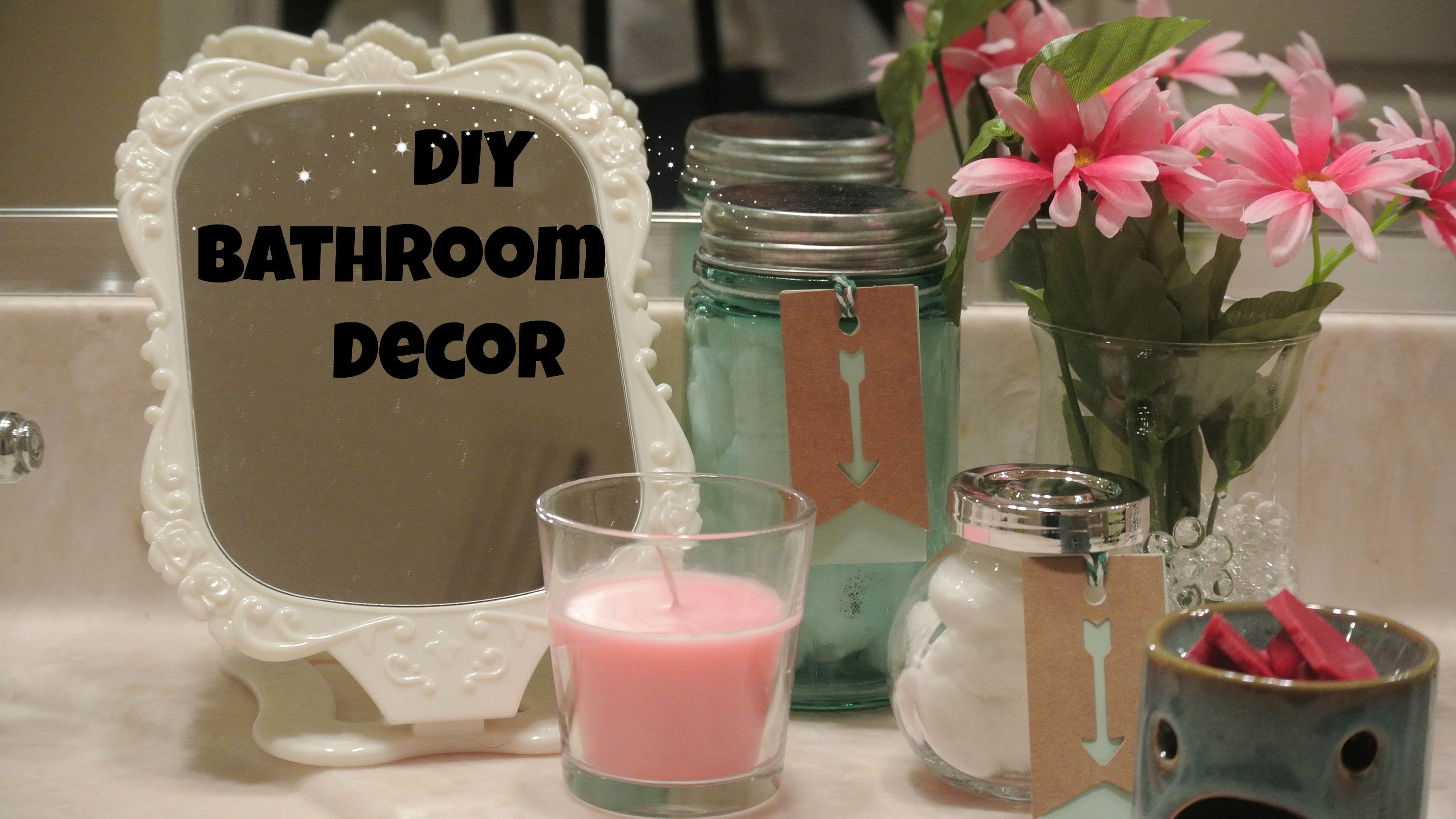 Diy Bathroom Decor Easy