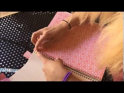 DIY Notebook Planner and Organizer