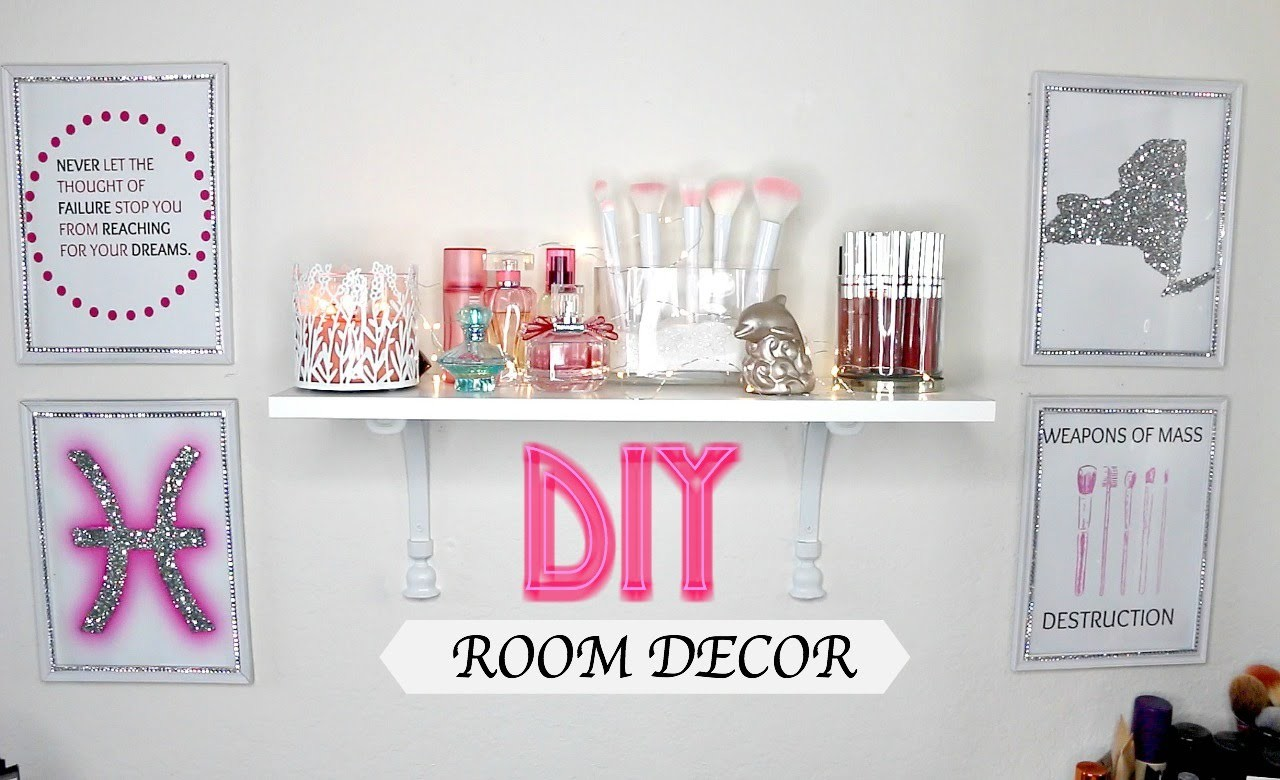 DIY Room Decor(Cheap and simple art prints) Beauty is Ageless