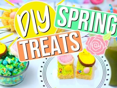 EASY DIY Treats For Spring!