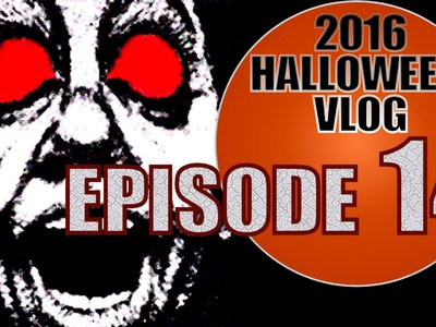 Great Stuff Foam Pumpkins - DIY Halloween Vlog 2016 Episode 14: The Pumpkin Patch