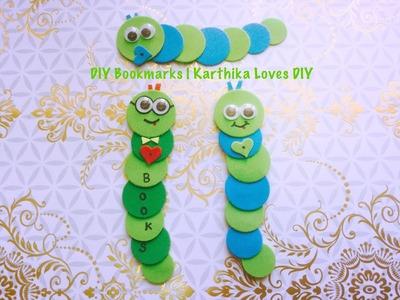 DIY Bookmark &  planner | Karthika  Loves DIY
