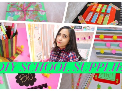 DIY SCHOOL SUPPLIES INDONESIA #1 BACK TO SCHOOL