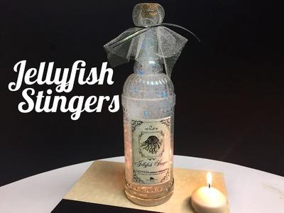 Jellyfish Stingers Potion : DIY Potion Bottle : Halloween Prop ( Harry Potter Inspired )