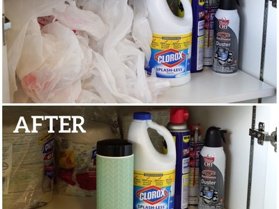 Plastic Bag Dispenser - DIY$ by Perk