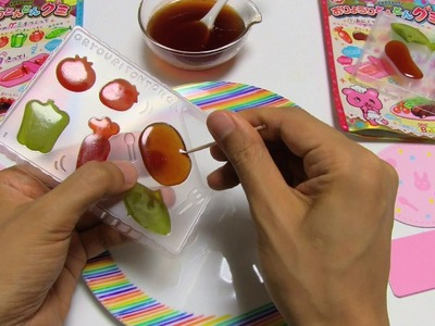 Playing House Kitchen Gummy Making Kit DIY Candy