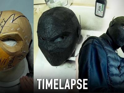 Timelapse - Making Zoom Mask | Dali DIY