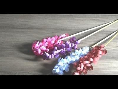 DIY~Paper Flowers~A4 Size Paper~Simple Steps