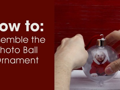 How to Create Your Own Photo Ornament Ball by Neil Enterprises