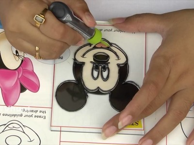 How To Make Glass Painting #Kids Craft Toys