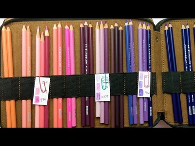 How to Store, Protect and Organize Colored Pencils