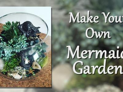 Terrarium DIY: How to Make a Miniature Garden