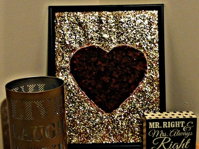 DIY Personalized Gift.How to make a Personalized frame