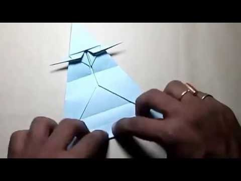 Easy Origami Peacock | How to make a paper peacock by Ashvini | Origami Tutorial