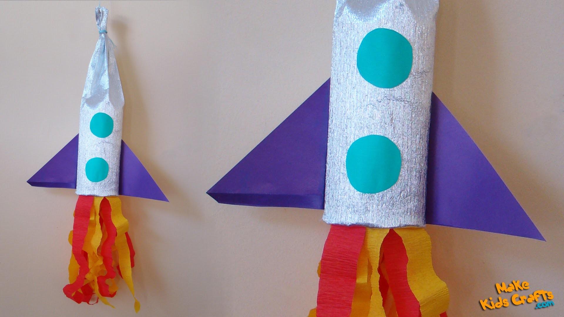How to make a Rocket? DIY