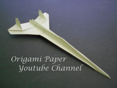 How To Make An Easy Paper Airplane - Origami Star Wars Ship For Kids - Origami Paper