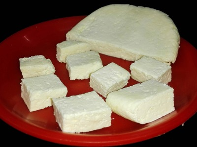 How to make Paneer at home || Paneer Home made || (cottage cheese at home)