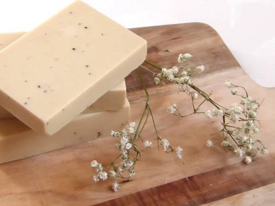 How to make soap | DIY eco friendly soap