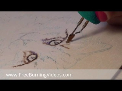 Burning with Sharon: How to Woodburn a Kittycat