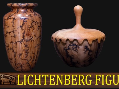 How To Burn Wood With Electricity - Lichtenberg Figures!