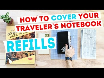HOW TO COVER Your TN Refills