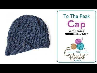 How to Crochet A Hat: To The Peak