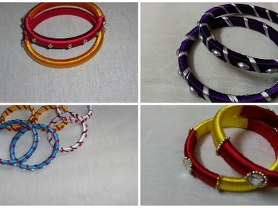 how to make bangles at home step by step