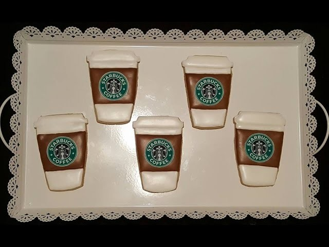 How to decorate more Starbucks sugar cookies