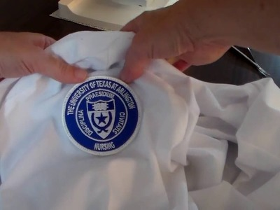 How to Easily Sew a Patch onto a Shirt or Jacket Sleeve