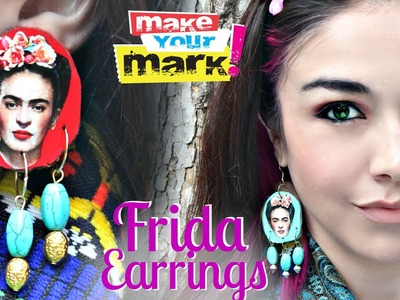 How to: Frida Earrings