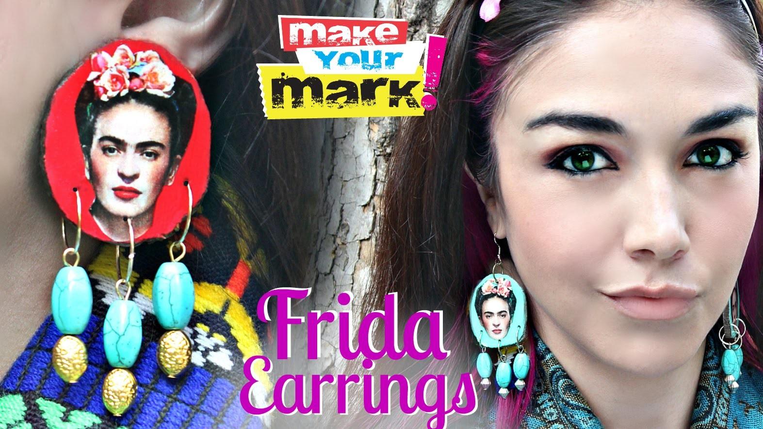 How to: Frida Earrings