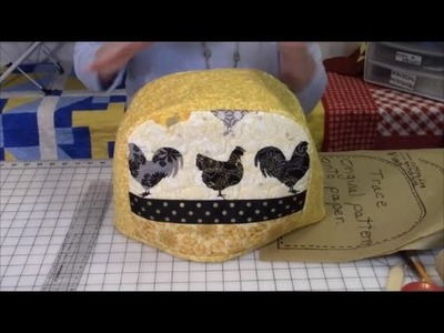 How to Make a Toaster Cover (A)