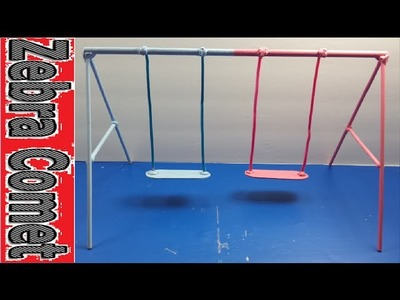 How To Make A Toy Swing Set