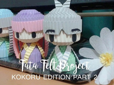 How to Make Kokoru Doll (Part 2) -fatafeltproject