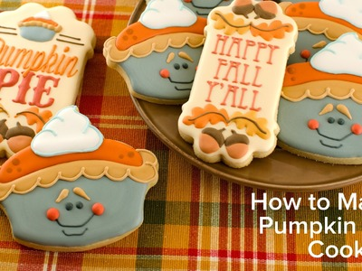 How to Make Pumpkin Pie Cookies
