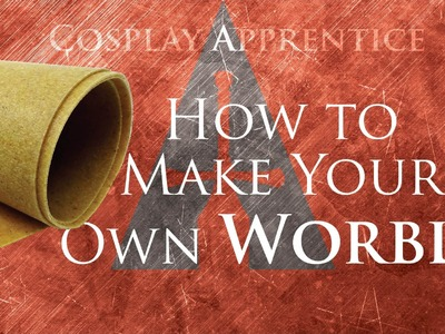 How to make your own Worbla - PolyArmor
