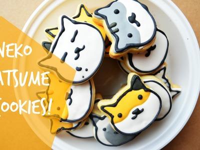 How-To: Neko Atsume Cookies